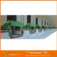 ACEALLY 6T stationary hydraulic Dock Leveler